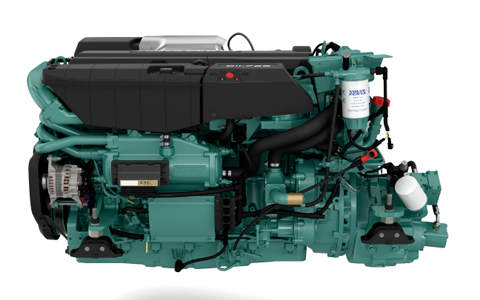Volvo Penta Diesel Repairs in and near Detroit Michigan