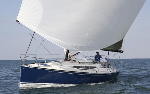 C&C Sailboat Repairs in and near Grosse Pointe Michigan