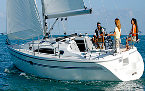 Catalina Sailboat Repairs in and near Grosse Pointe Michigan