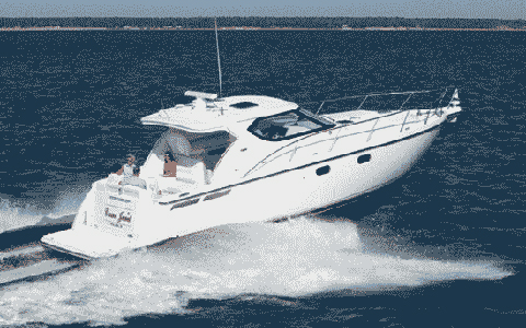 Tiara Boat Repairs in and near Grosse Pointe Michigan