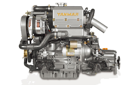 Yanmar Diesel Motor Repairs in and near Harrison Township Michigan