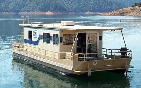 Houseboat Repairs in and near Lake St Clair Michigan
