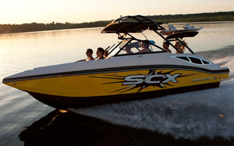 Starcraft Boat Repairs in and near Lake St Clair Michigan