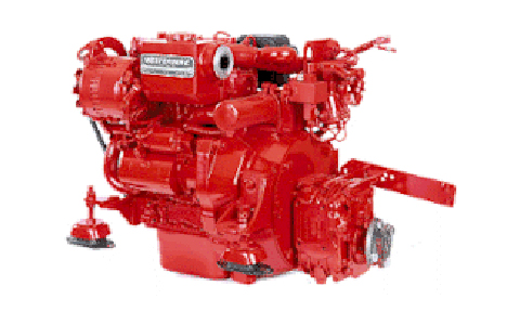 Westerbeke Diesel Motor Repairs in and near Lake St Clair Michigan