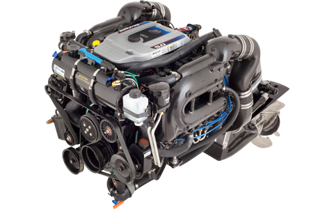 Mercruiser Motor Repairs in and near Macomb Michigan