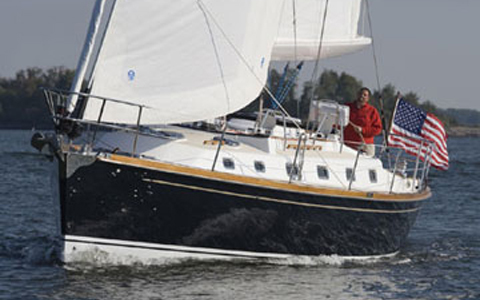 Tartan Sailboat Repairs in and near Macomb Michigan