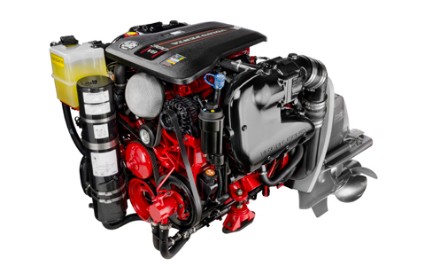 Volvo Penta Motor Repairs in and near Macomb Michigan