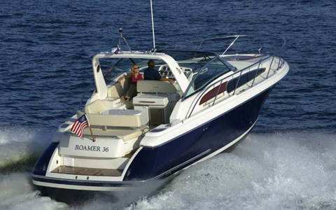 Chris Craft Boat Repairs in and near Macomb County Michigan