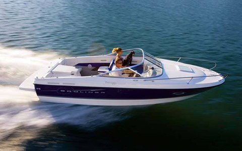 Bayliner Boat Repairs in and near New Baltimore Michigan