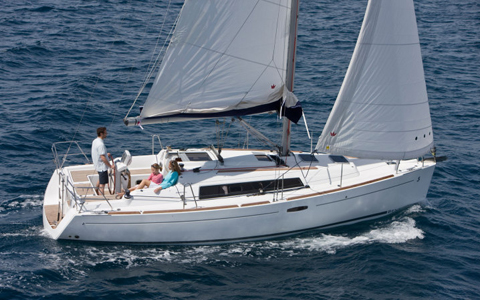 Beneteau Sailboat Repairs in and near New Baltimore Michigan