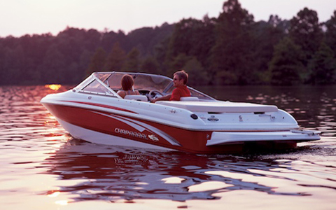 Chaparral Boat Repairs in and near New Baltimore Michigan