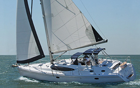 Hunter Sailboat Repairs in and near St Clair Shores Michigan